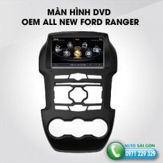 DVD OEM ALL NEW FORD RANGER