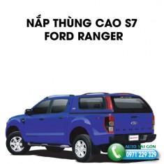 NẮP THÙNG CAO S7 FORD RANGER