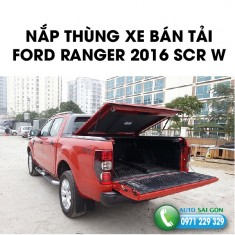 NẮP THÙNG THẤP SCR-W FORD RANGER 2016