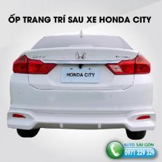 ỐP TRANG TRÍ SAU XE HONDA CITY