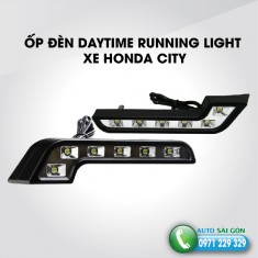 ỐP ĐÈN DAYTIME RUNNING LIGHT  XE HONDA CITY
