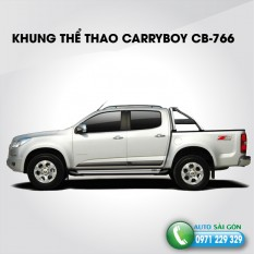 KHUNG THỂ THAO CARRYBOY CHEVROLET COLORADO CB-766