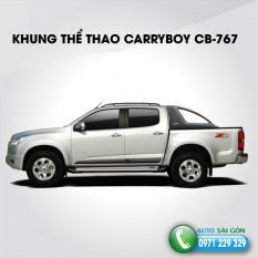 KHUNG THỂ THAO CARRYBOY CHEVROLET COLORADO CB-767