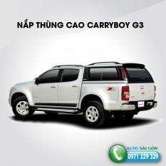 NẮP THÙNG CAO CARRYBOY CHEVROLET COLORADO G3