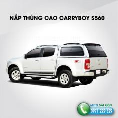 NẮP THÙNG CAO CHEVROLET COLORADO S560