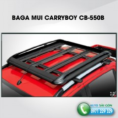 BAGA MUI CARRYBOY CB-550B CHEVROLET COLORADO