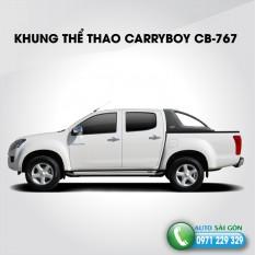 KHUNG THỂ THAO CARRYBOY ISUZU DMAX CB-767