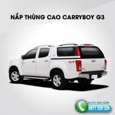 NẮP THÙNG CAO CARRYBOY G3 ISUZU DMAX