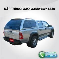 NẮP THÙNG CAO CARRYBOY S560 ISUZU DMAX