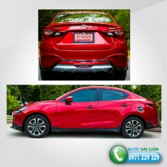 BODY KITS MAZDA 2 HIỆU FITT