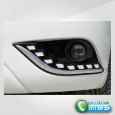 ỐP ĐÈN DAYTIME RUNNING LIGHT XE MAZDA BT50