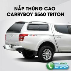 NẮP THÙNG CAO CARRYBOY S560 MITSUBISHI TRITON