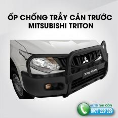 ỐP CHỐNG TRẦY CẢN TRƯỚC MITSUBISHI TRITON