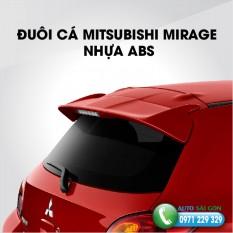 ĐUÔI CÁ MITSUBISHI MIRAGE NHỰA ABS