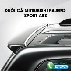 ĐUÔI CÁ MITSUBISHI PAJERO SPORT ABS