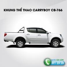 KHUNG THỂ THAO CARRYBOY CB-766 XE MITSUBISHI TRITON
