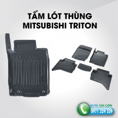 TẤM LÓT THÙNG MITSUBISHI TRITON