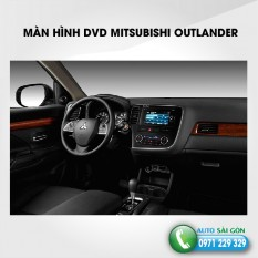 MÀN HÌNH DVD MITSUBISHI OUTLANDER