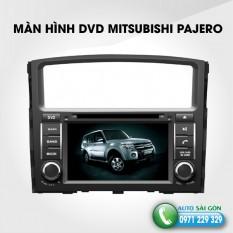MÀN HÌNH DVD MITSUBISHI PAJERO