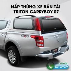 NẮP THÙNG CAO Triton CÓ ĐÈN S7