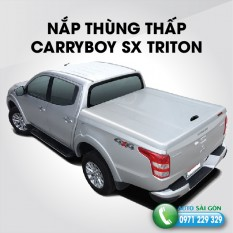 NẮP THÙNG THẤP CARRYBOY SX TRITON