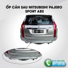 ỐP CẢN SAU MITSUBISHI PAJERO SPORT ABS