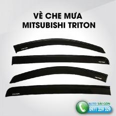 VÈ CHE MƯA MITSUBISHI TRITON