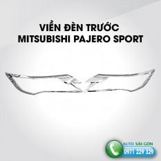 VIỀN ĐÈN TRƯỚC MITSUBISHI PAJERO SPORT