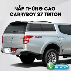 Nắp thùng xe bán tải Triton CARRYBOY S7