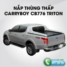 NẮP THÙNG THẤP CARRYBOY CB776 TRITON