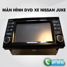 MÀN HÌNH DVD XE NISSAN JUKE