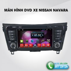 MÀN HÌNH DVD XE NISSAN NAVARA