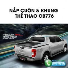 NẮP CUỘN & KHUNG THỂ THAO CARYBOY NISSAN NAVARA CB776