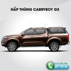 NẮP THÙNG CAO NISSAN NAVARA CARRYBOY G3