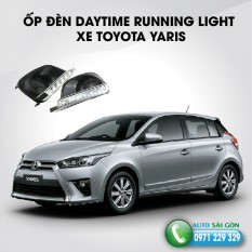 ỐP ĐÈN DAYTIME RUNNING LIGHT XE TOYOTA YARIS