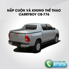 NẮP CUỘN VÀ KHUNG THỂ THAO CB776